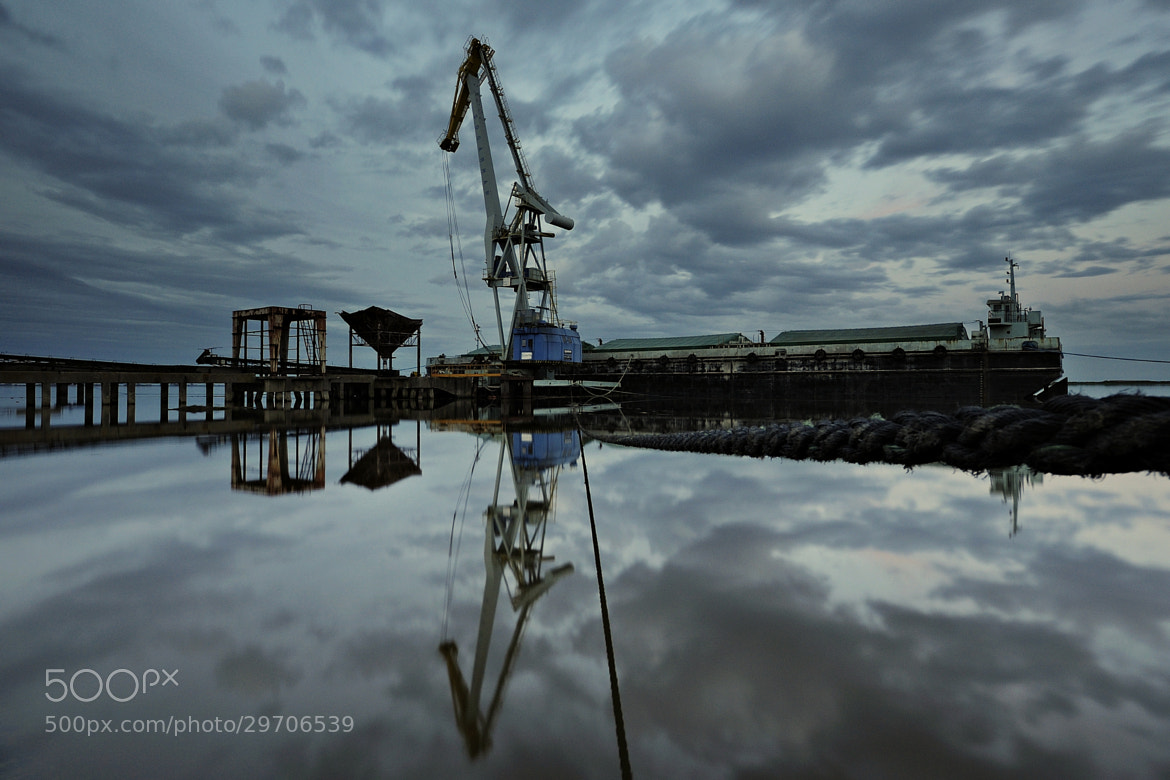 "Photograph Industrial Zone by Carlos Silva ""Avlisilva"" on 500px"
