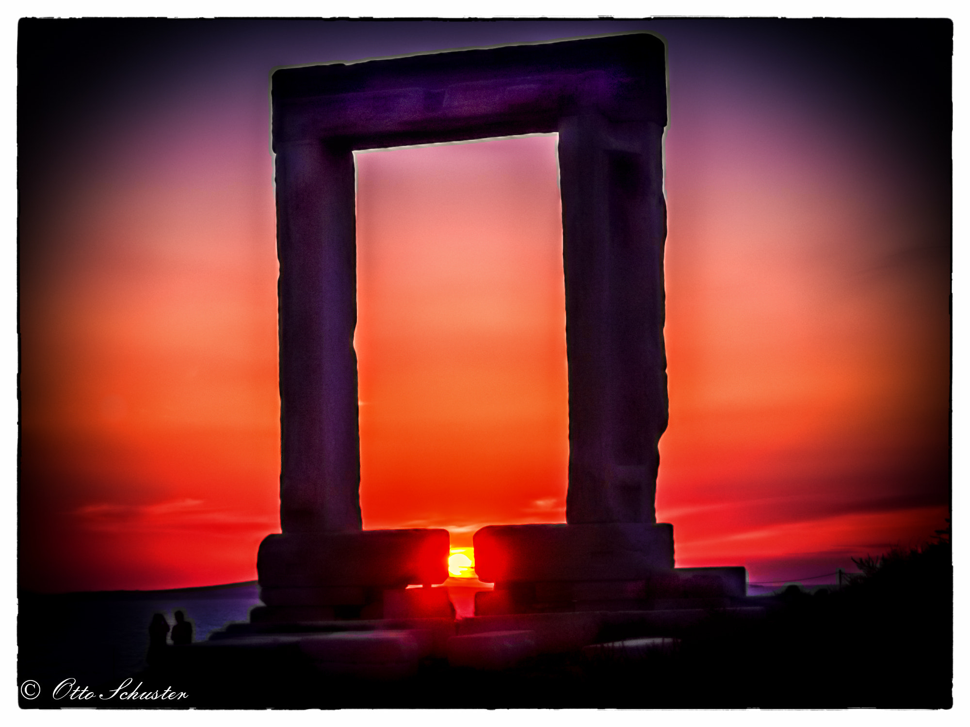 Photograph Naxos, Portara by Otto Schuster on 500px