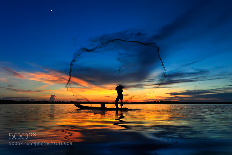Photograph Nets by Saravut Whanset on 500px