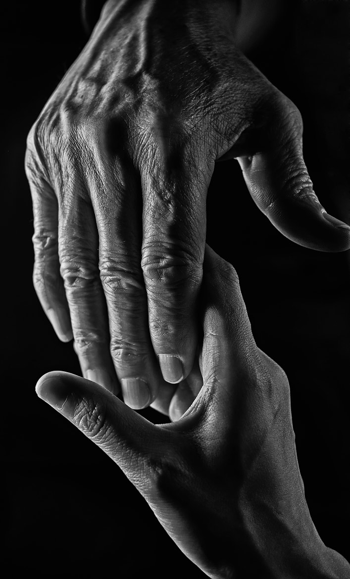 Photograph father's hand by stephen ng on 500px