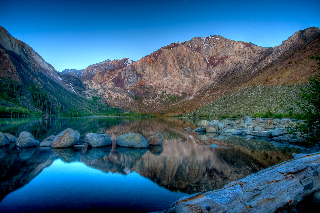 Photograph Convict Lake by Richard Lewis on 500px