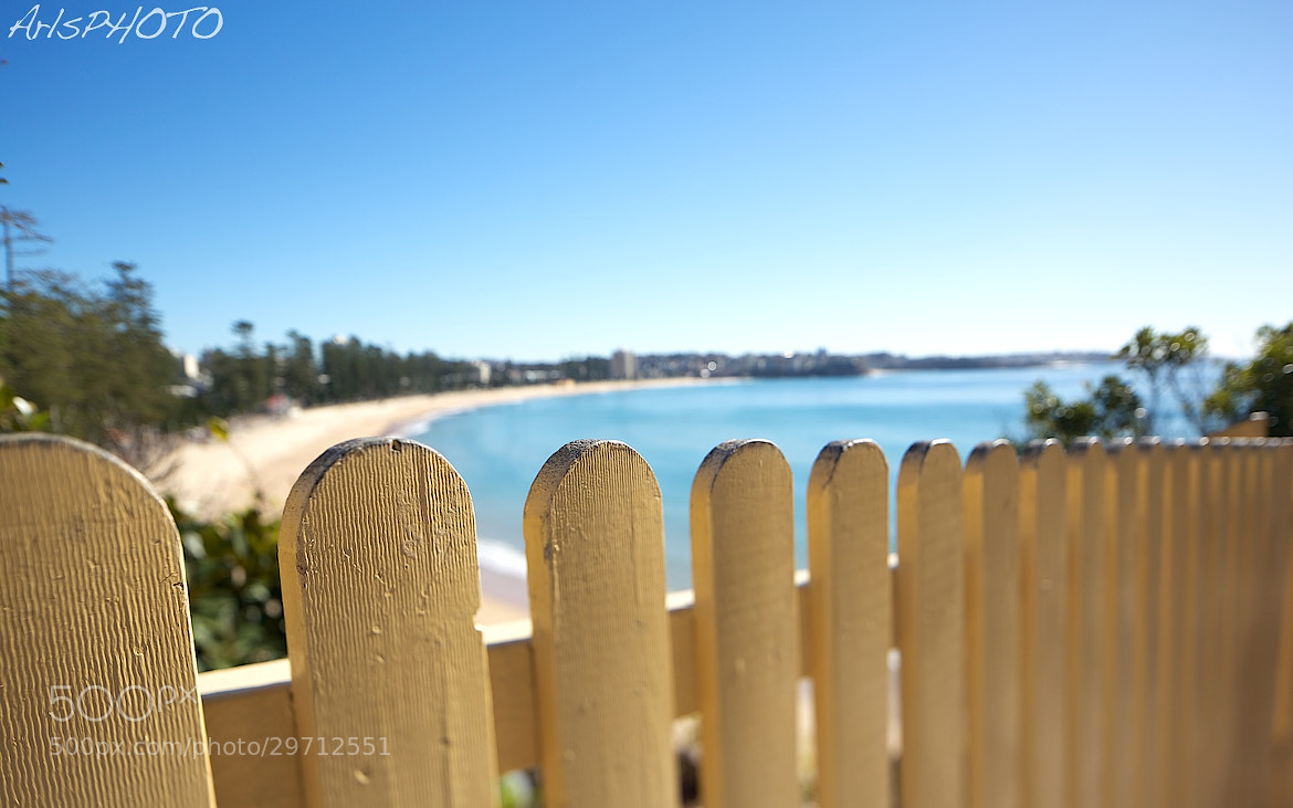 Photograph Foreshore Fencing by Adam Smith on 500px