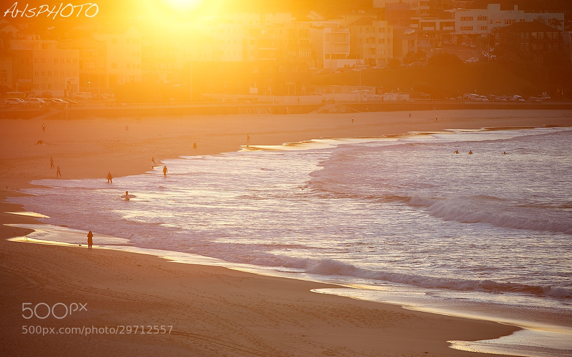 Photograph Golden Mile by Adam Smith on 500px