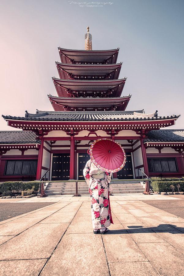 Tokyo life by Manjik photography on 500px.com