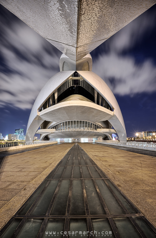 Photograph El Palau (CAC) by Cesar March on 500px