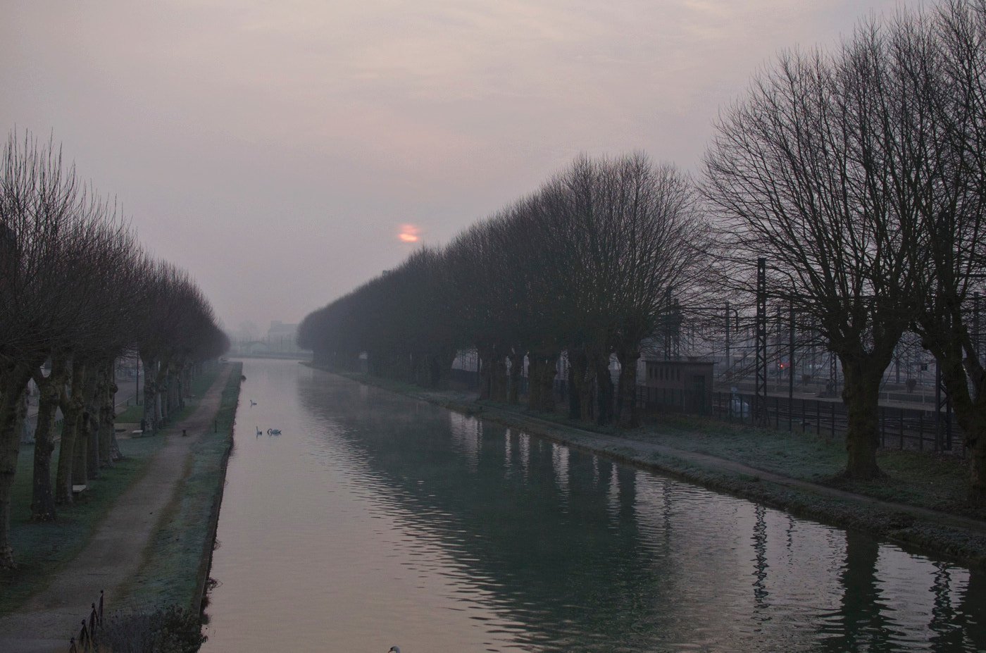 Photograph Burgundy Canal - France by Pierre Nouaille-Degorce on 500px