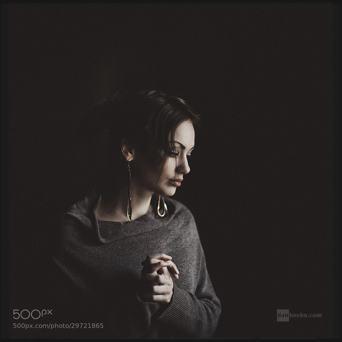 Photograph Prayer by Roxana Konyuk on 500px