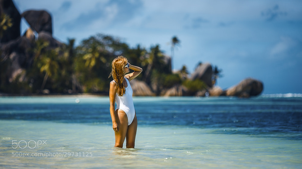 Photograph turquoise Seychelles by Dmitry Laudin on 500px