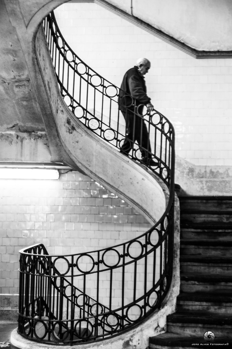 Photograph Down Stairs by Joao Alves on 500px