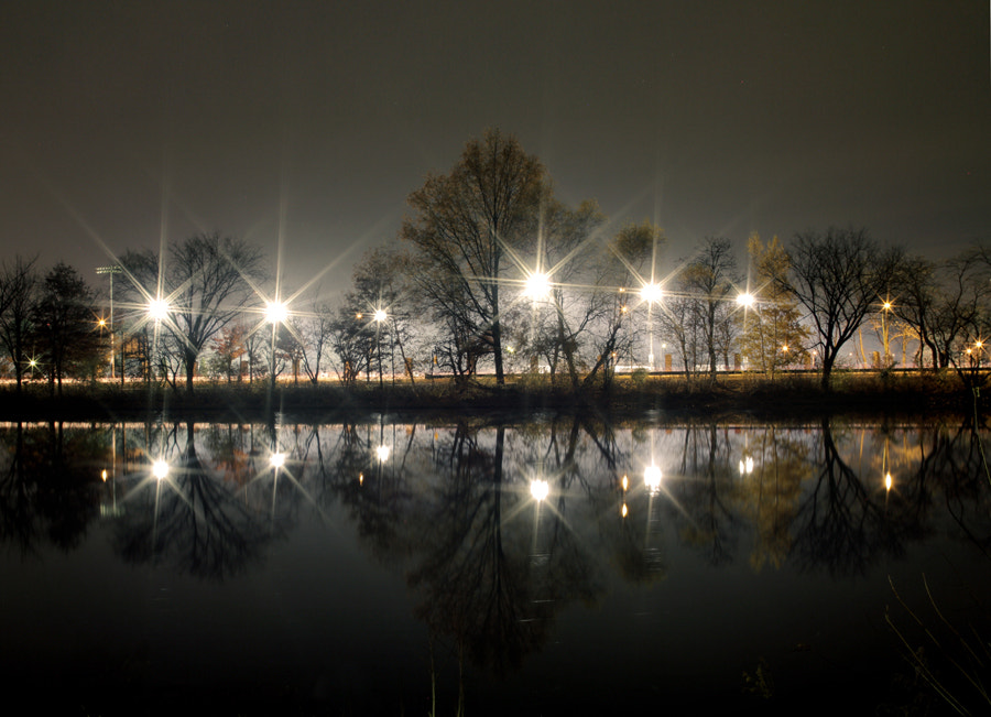 Photograph Calm Charles River by Gerson Abesamis on 500px