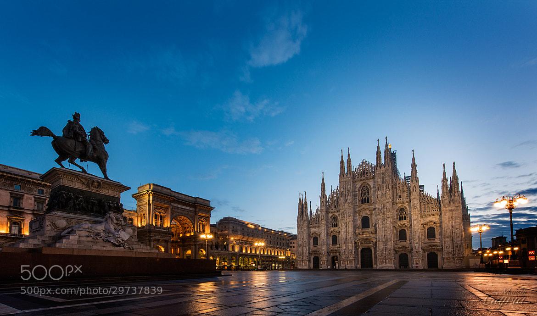 Photograph Milan Duomo by Manish Gajria on 500px