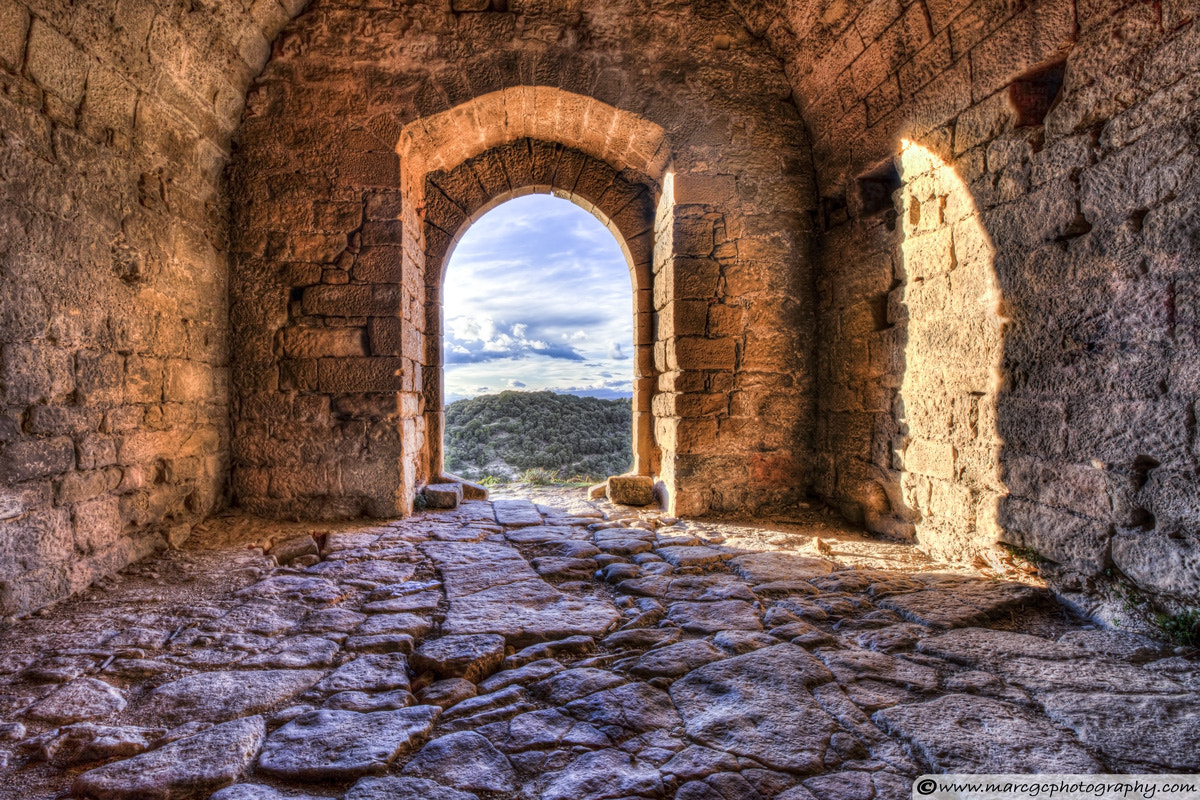 Photograph Door Down To Earth by Marc Garrido on 500px