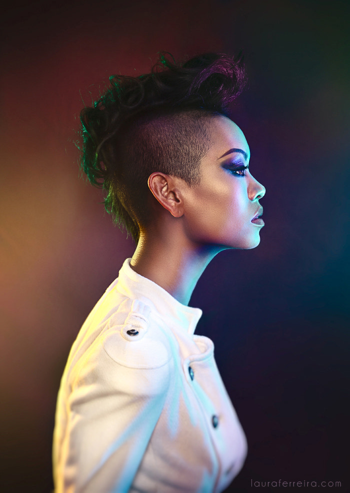 Photograph Anya Ayoung-Chee , Project Runway winner by Laura Ferreira on 500px