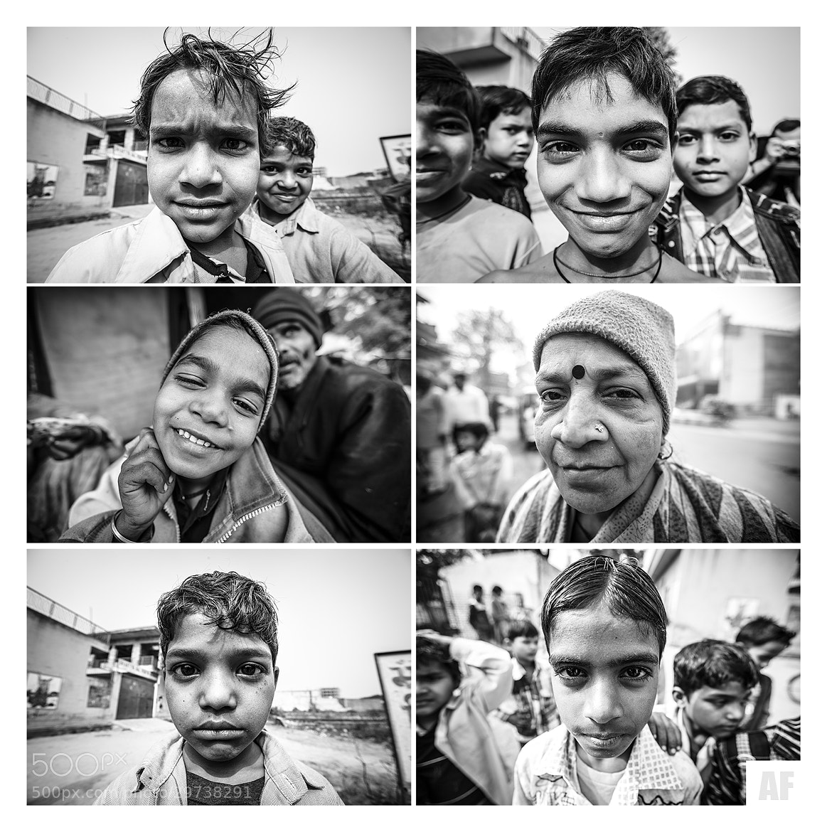 Photograph Face to Face - Through your eyes'  Delhi to Agra, India 2013 by Anthony Finocchiaro on 500px