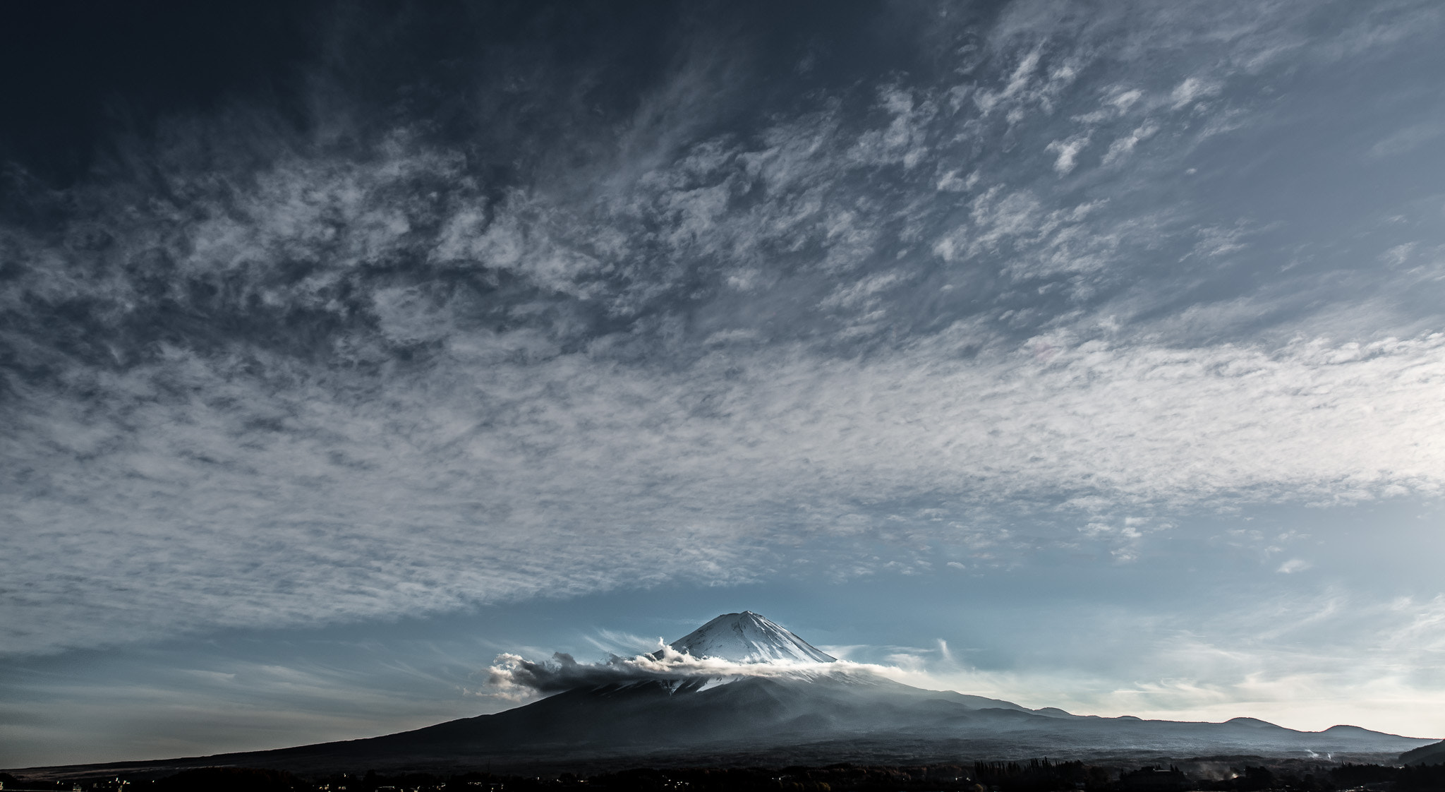 Photograph Mount Fuji by Lycien Jantos on 500px