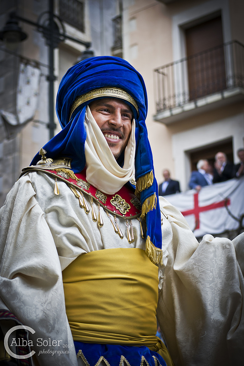 Photograph Moor Sergeant's Smile by Alba Soler Cantó on 500px
