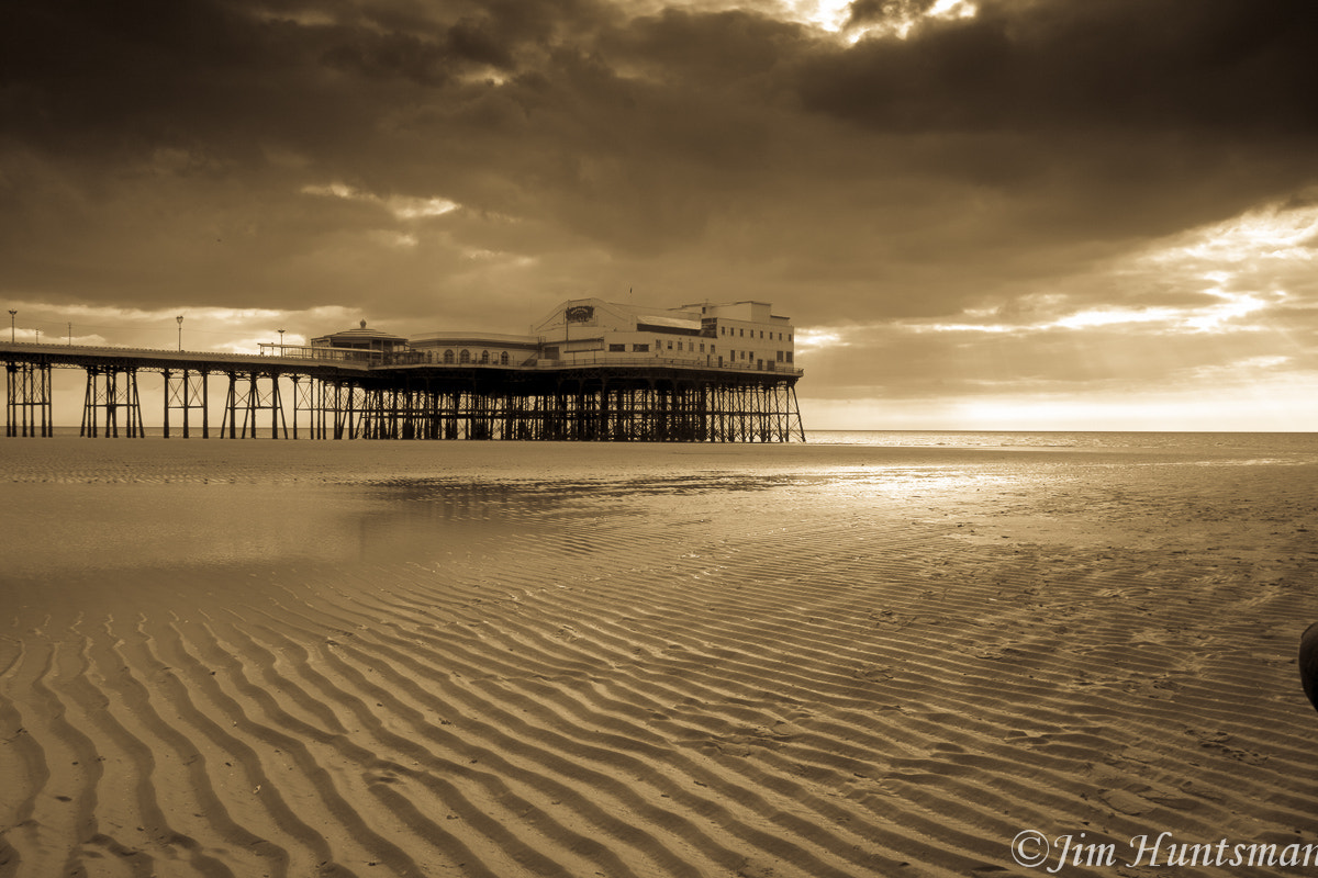 Photograph sand pier by jim Huntsman on 500px