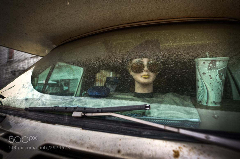 Photograph hipster head by ian sbalcio on 500px