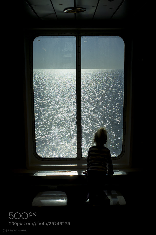 Photograph The sea is watching by Kim Erikssen on 500px