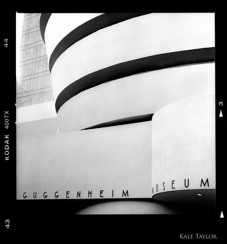 Photograph Guggenheim by Kale Taylor on 500px