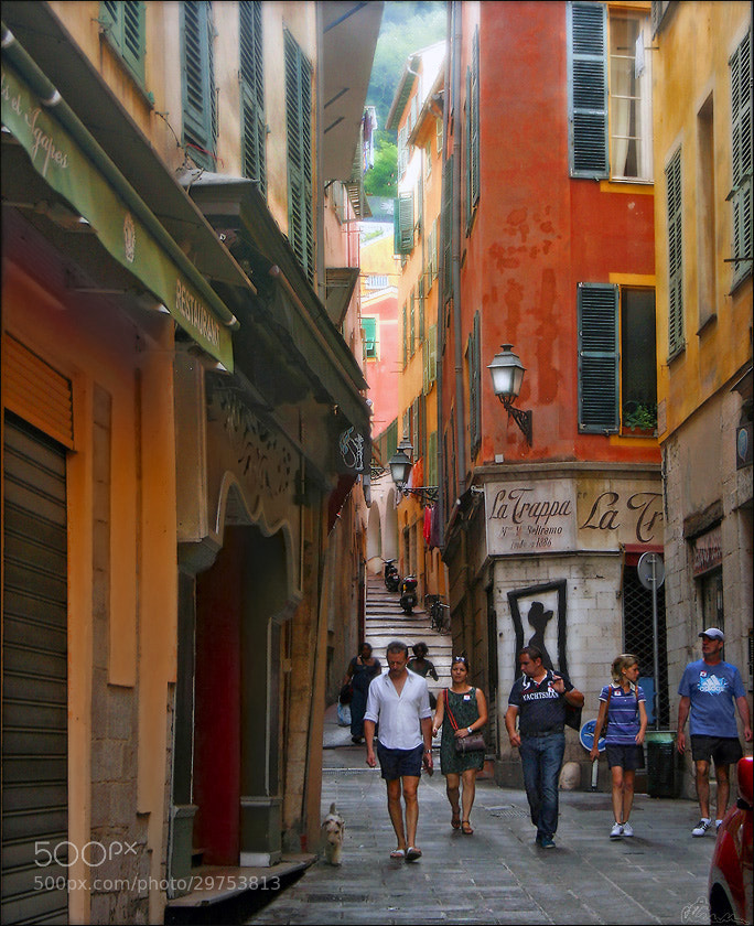 Photograph Nice , old town by Alla  Lora on 500px