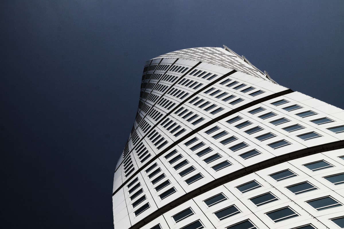 Photograph Turning Torso by Johan Dahlman on 500px