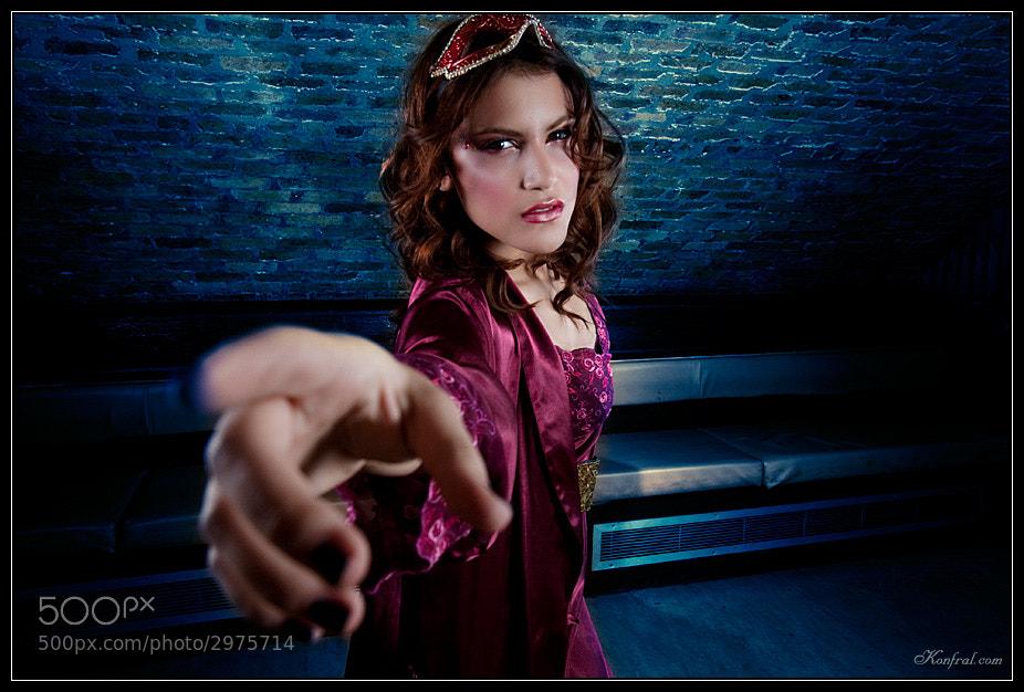 Photograph Yes, you!  by Konrad Dziedzic on 500px