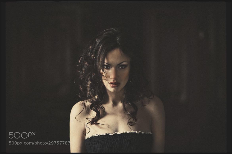 Photograph Dark Castle  by Roxana Konyuk on 500px
