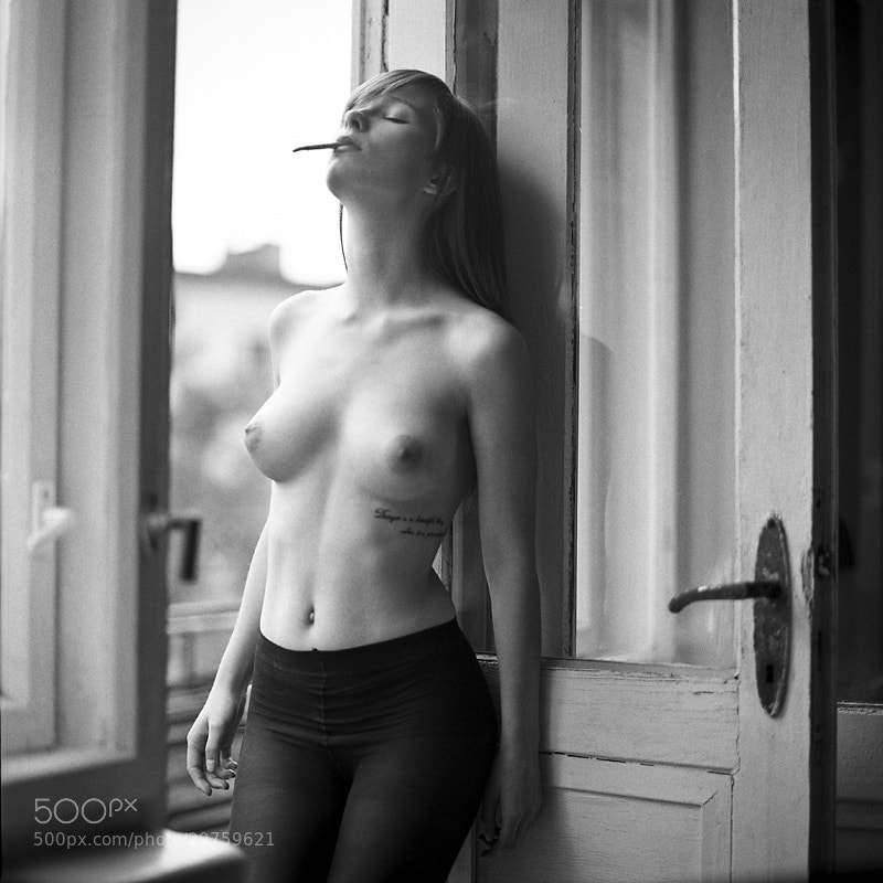 Photograph Magda by Bartek Ninoveron on 500px