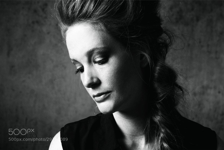 Photograph Natascha by Mayera Heij on 500px