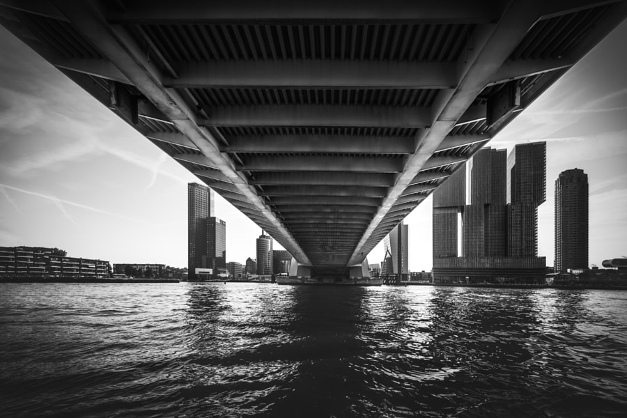 underneath an icon by Benny bulke on 500px.com