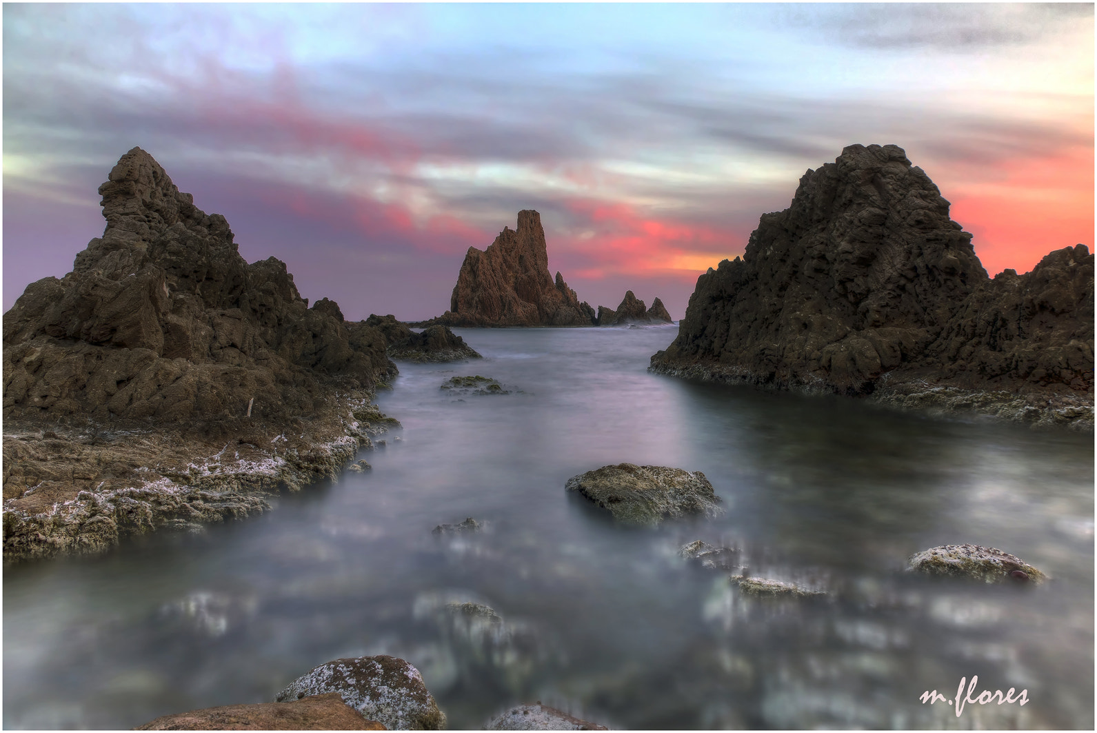 Photograph Arrecife de las sirenas by manolo flores on 500px