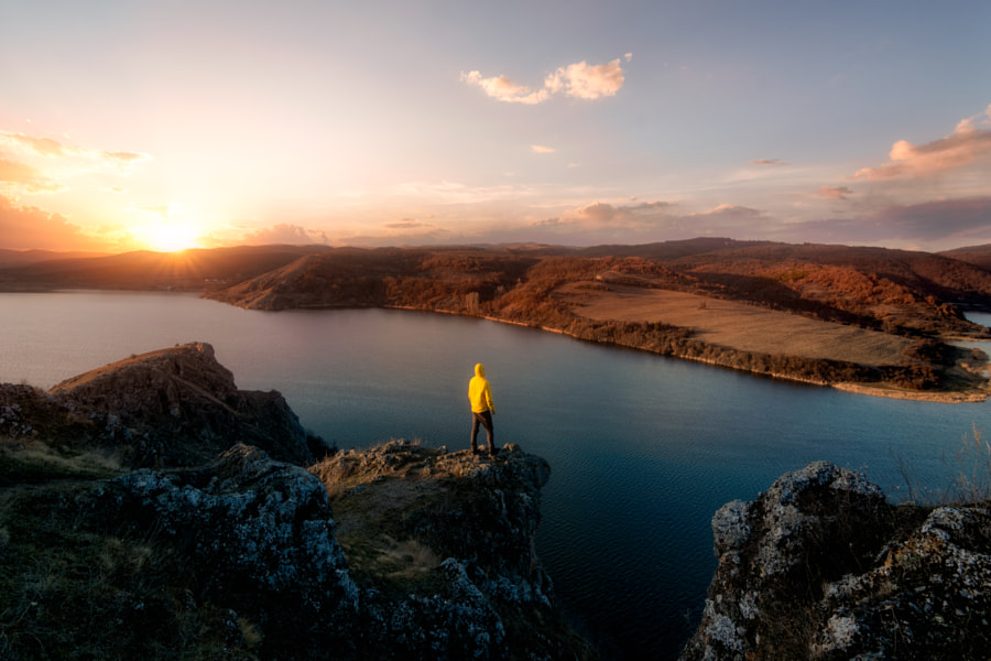 On the Edge by Georgi Donev on 500px.com