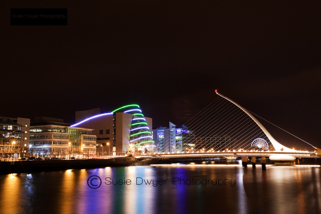 Photograph Lights of the Liffey by Susie Dwyer on 500px