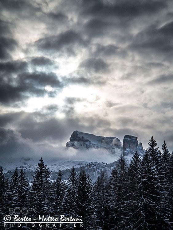 Photograph le 5 torri by Matteo Bertani - Berteo on 500px