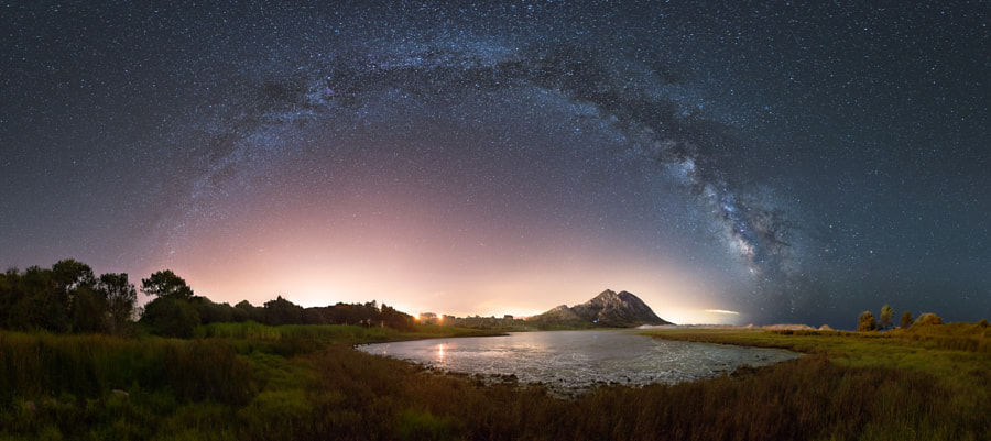 Glow lake by Daniel Llamas on 500px.com
