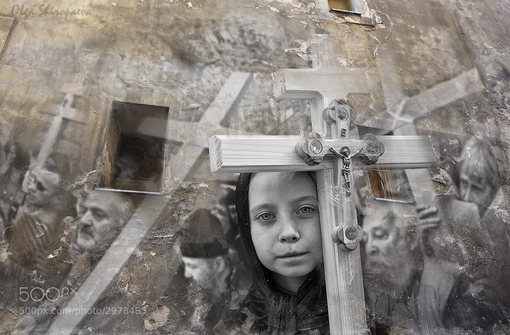 Photograph I exist! by Olga Shiropaeva on 500px