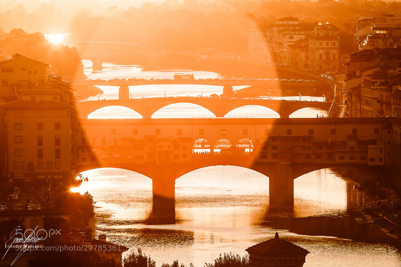 Photograph Firenze III. Rio Arno by Ignacio  Navarro  on 500px