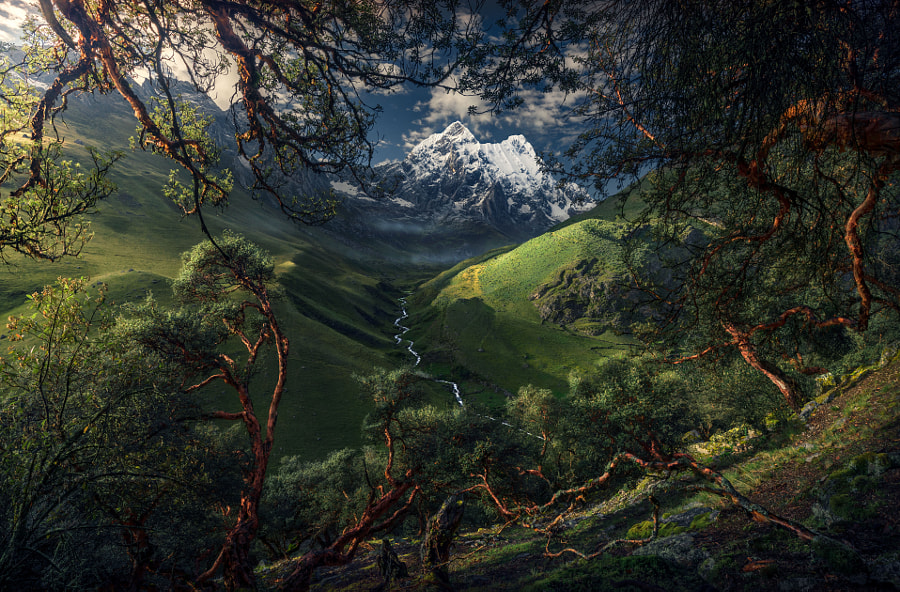 The White Mountain by Max Rive on 500px.com