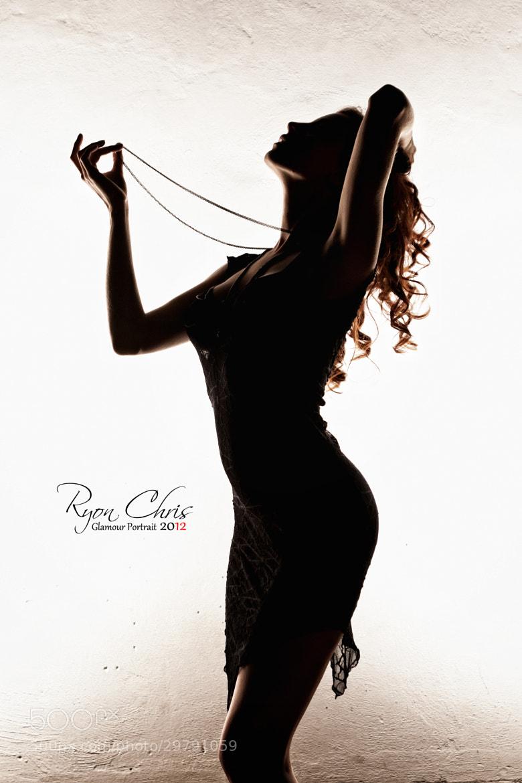 Photograph Didi L. silhouette by Ryon Chris on 500px