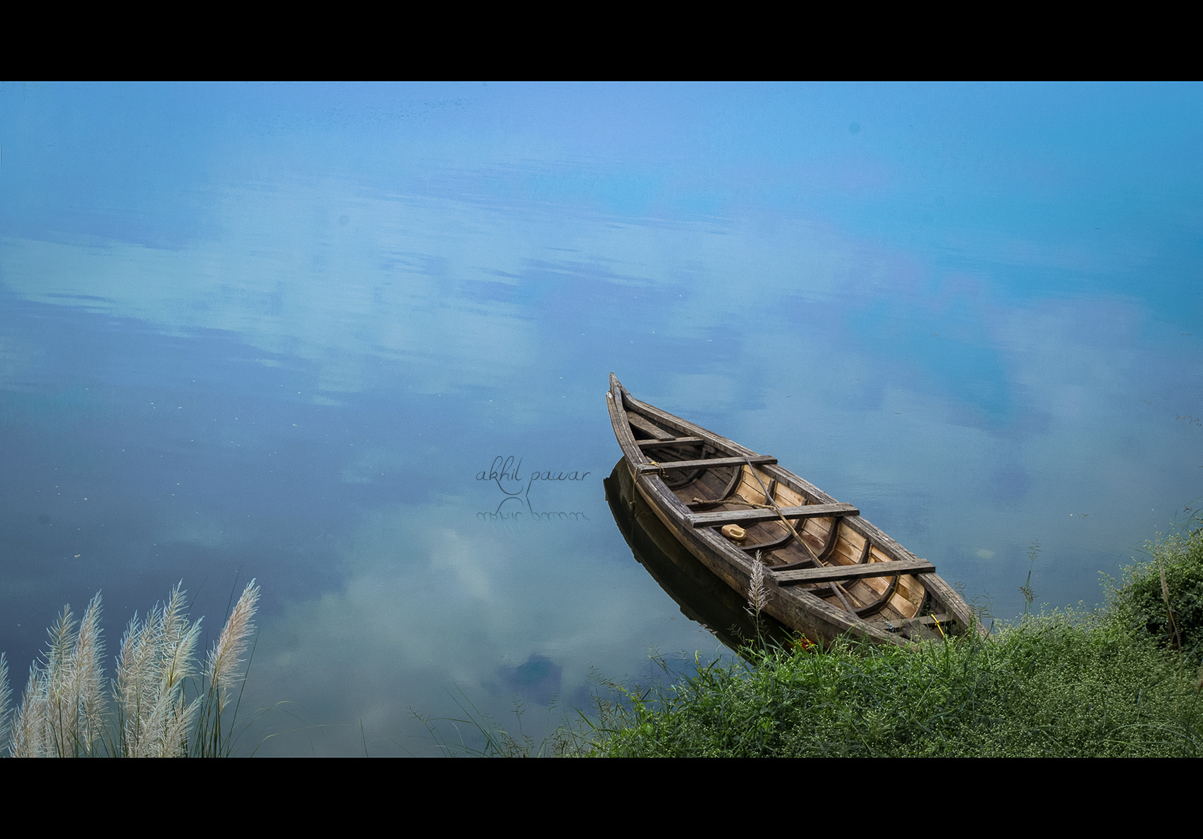 Photograph Boat on the River by Akhil Pawar on 500px