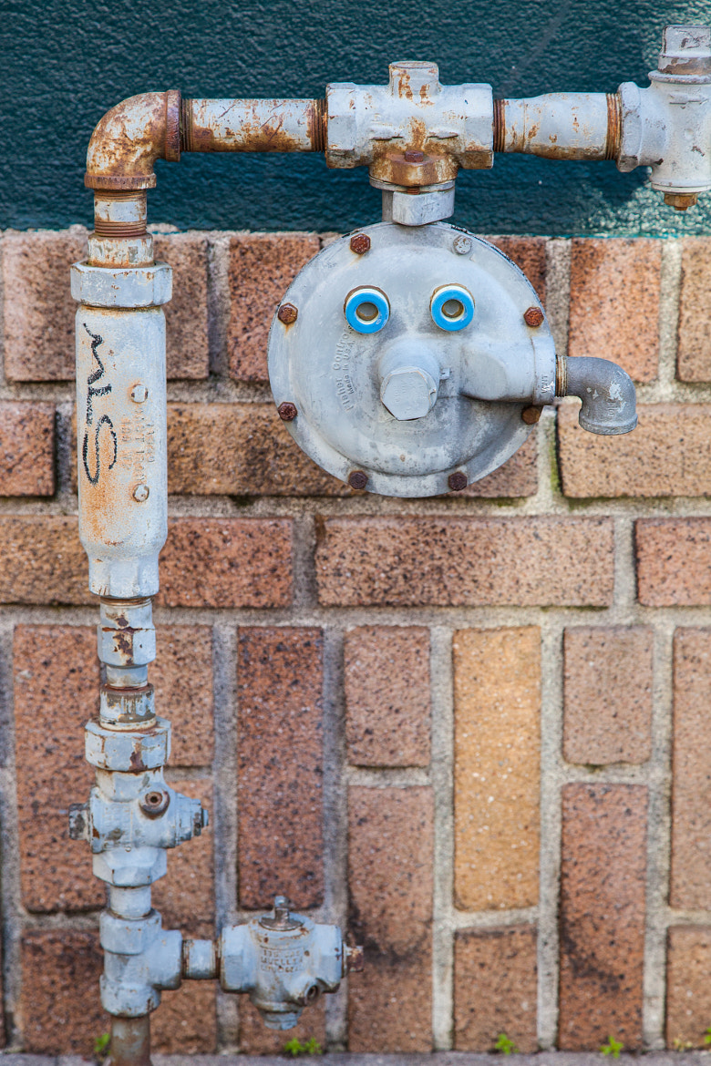 Photograph Plumbing Face - Portland by Alex Scoble on 500px