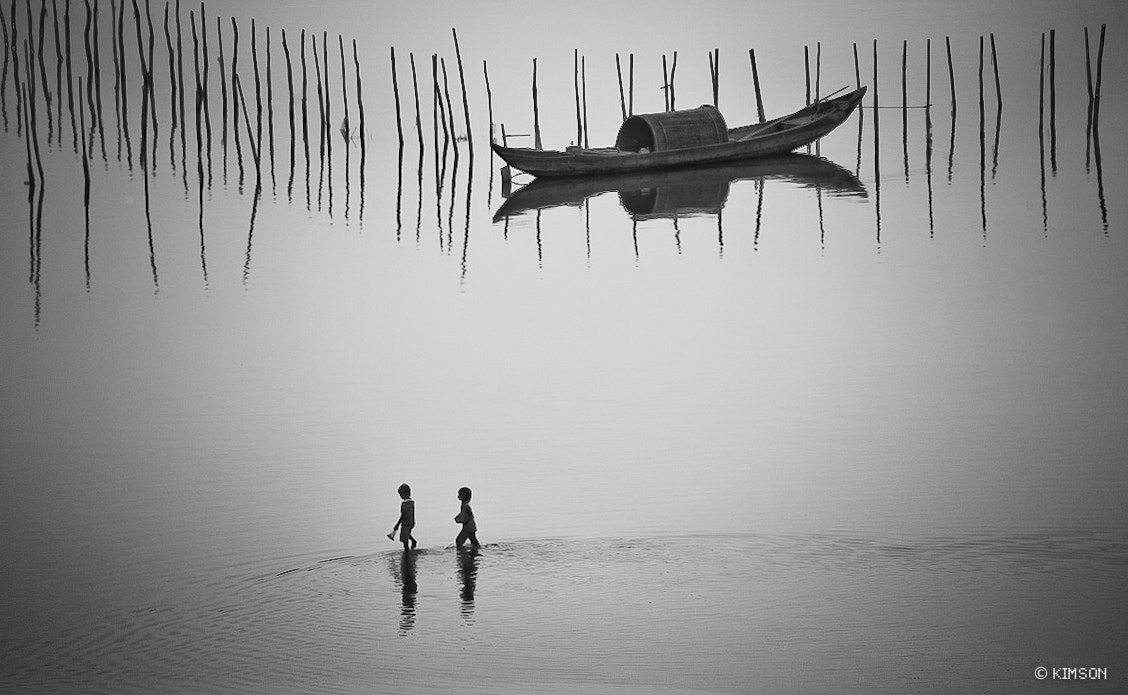 Photograph Brothers 2-life on the river-Vietnam by KimSon on 500px