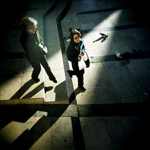 Downtown Shadows