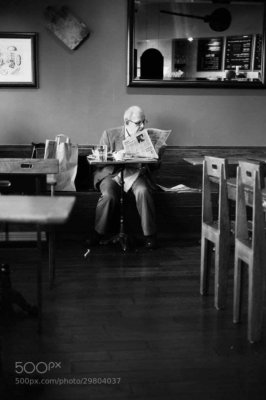 Photograph Cafe 1 by Robert van Delden on 500px