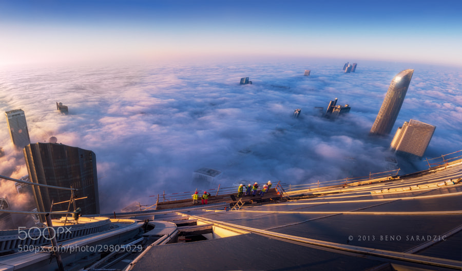 At The Edge Of The Abyss by Beno Saradzic on 500px.com