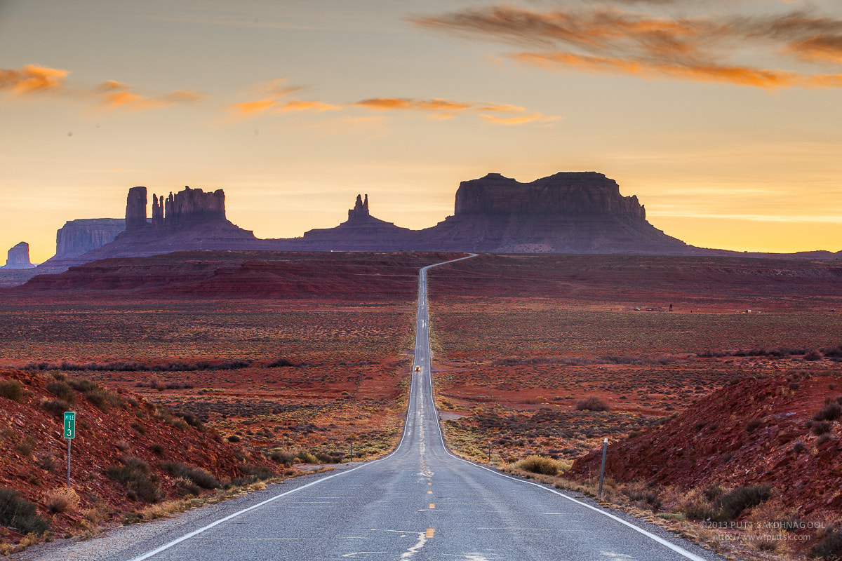 Photograph The Milepost 13 by Putt Sakdhnagool on 500px