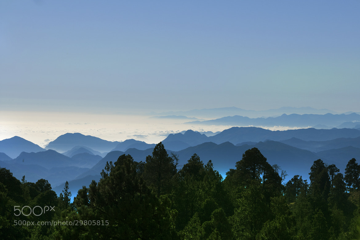 Photograph Blue mountains by Cristobal Garciaferro Rubio on 500px