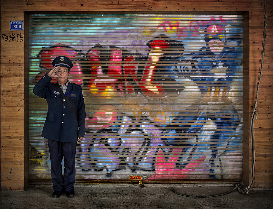 Photograph Captain America by Michael Steverson on 500px