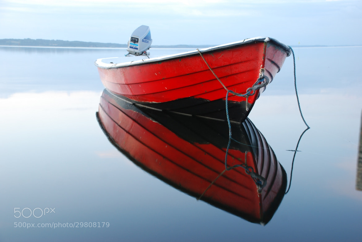 Photograph The Lonesome Boat by Thomas Køser on 500px